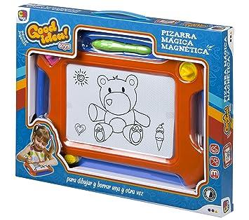 ColorBaby Pizarra mágica-magnética, (43548.0): Amazon.es ...