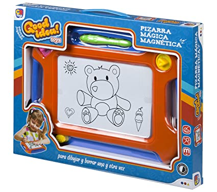 Amazon.com: COLOR BABY Slate mágica-magnética (43548.0): Toys & Games
