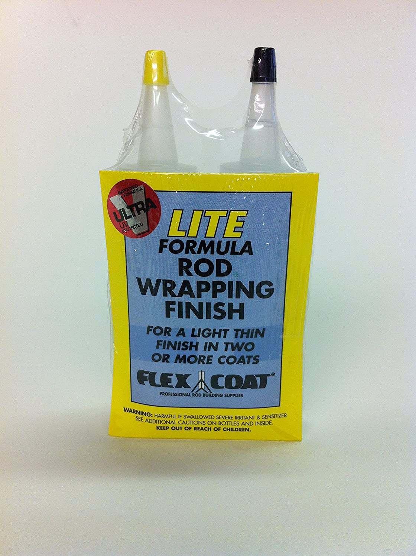 Flex Coat F4YL 4 oz. Kit Lite Wrap Finish - Yonker Cap