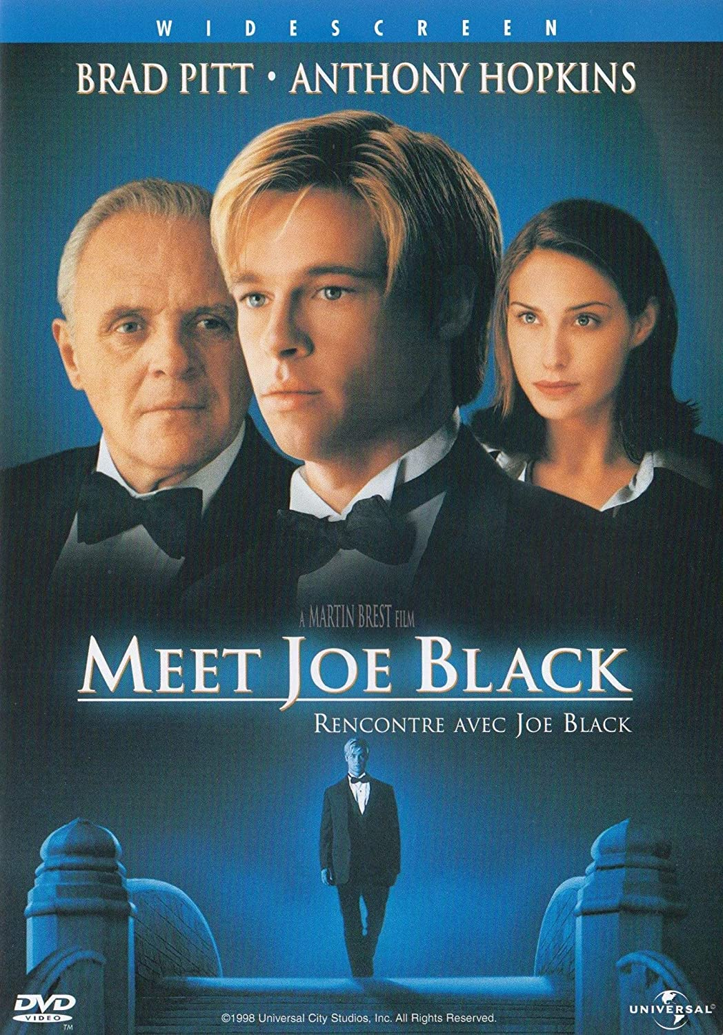 Meet Joe Black [Import USA Zone 1]: Amazon.fr: Hopkins, Anthony ...