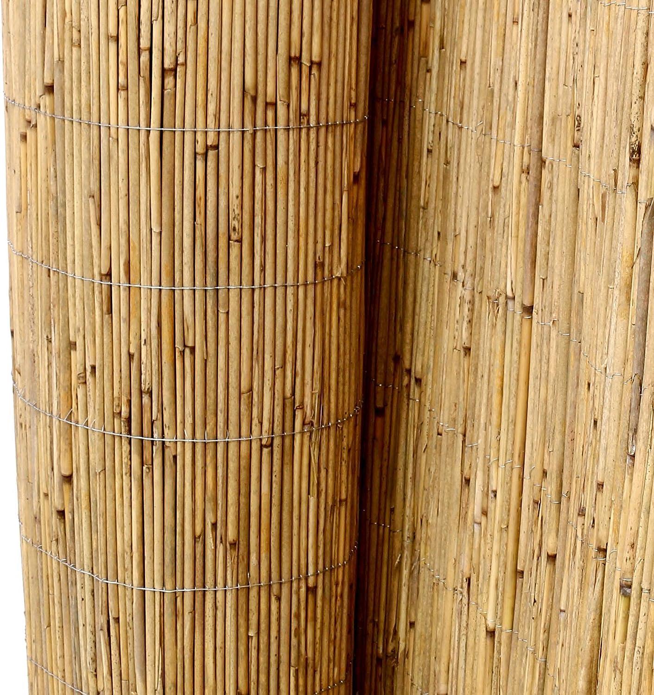 Amazon De Bambus Discount Com Schilfrohrmatten Premium Beach 200