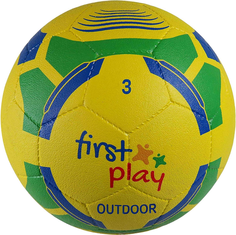 First-Play Pelota de fútbol de Goma Moldeada de la Marca Deber Be ...
