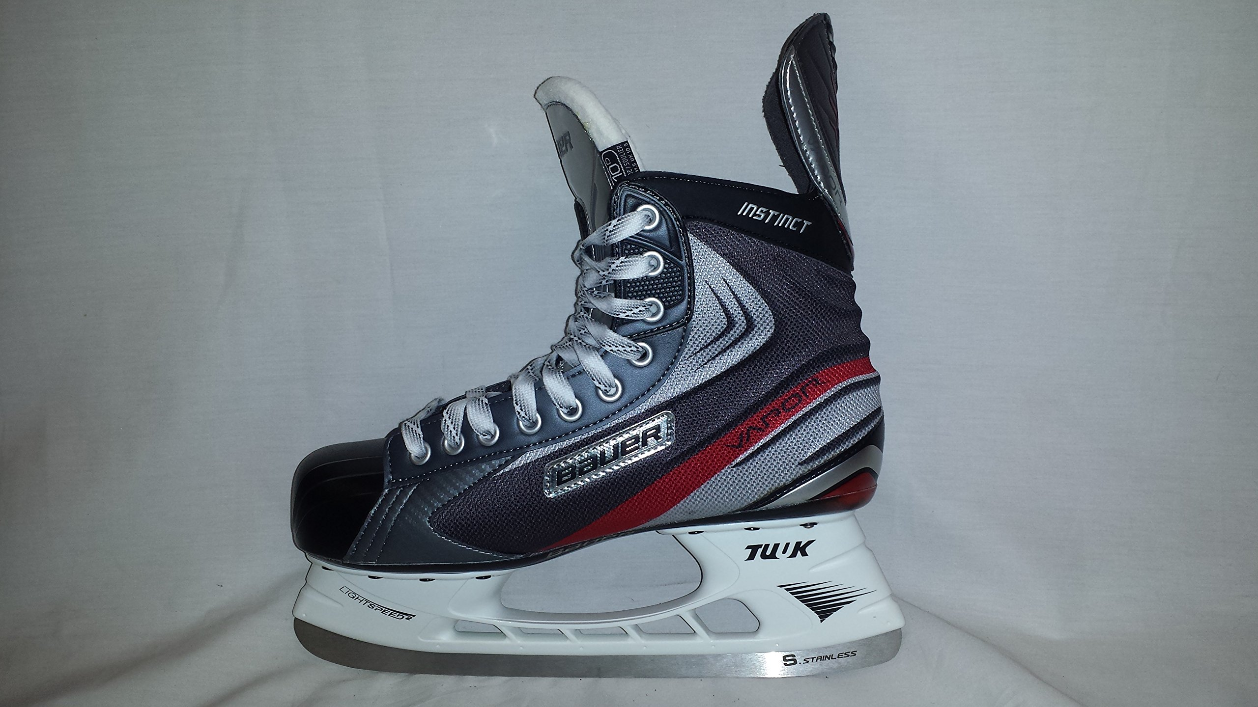 Bauer Vapor Instinct Junior Hockey Skates, Size 4 by Bauer