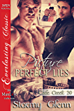 Picture-Perfect Lies [Cade Creek 20] (The Stormy Glenn ManLove Collection)