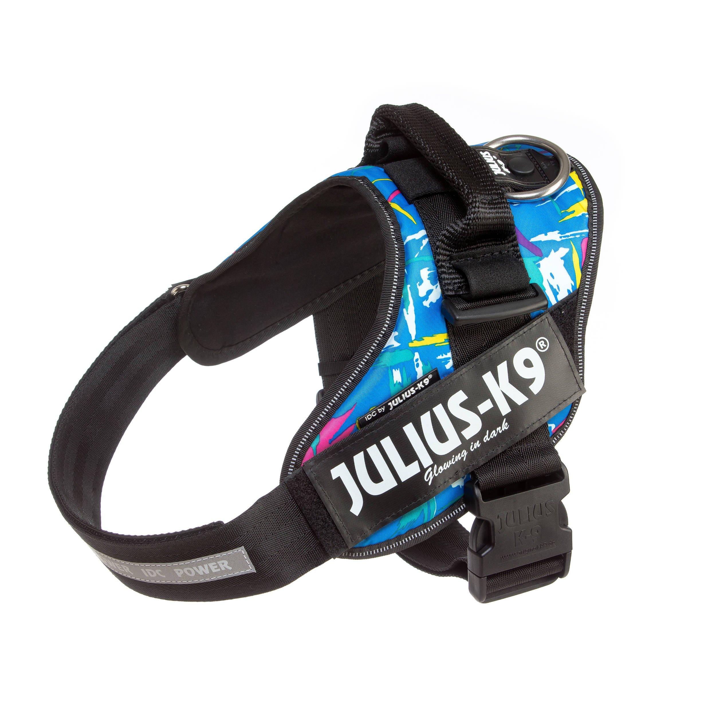 Julius-K9 IDC-Power Harness, Kid Canis, Size: 1/63-85 cm/26-33.5''