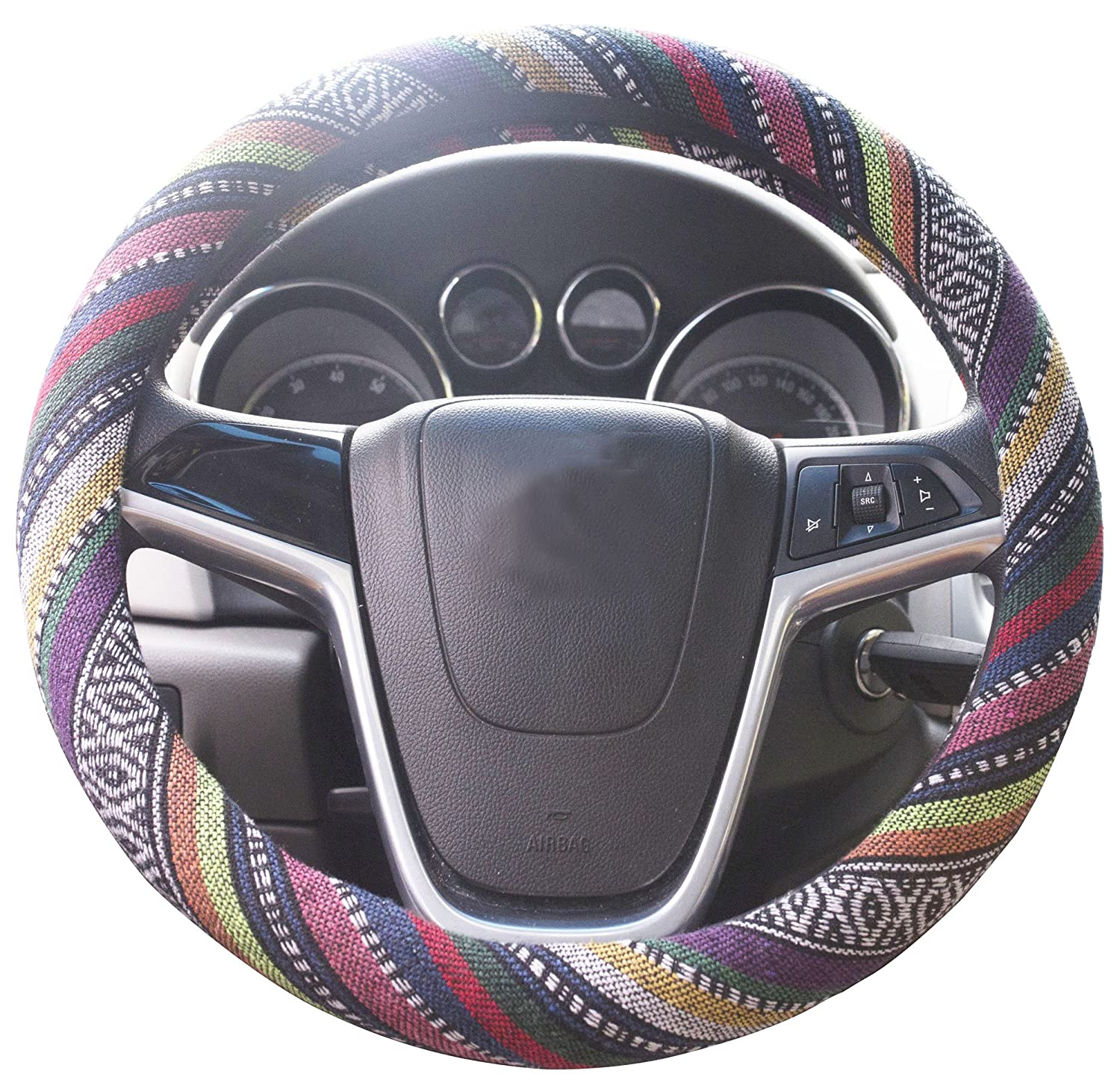 ISTN 2018 Large Steering Wheel Cover 40cm G