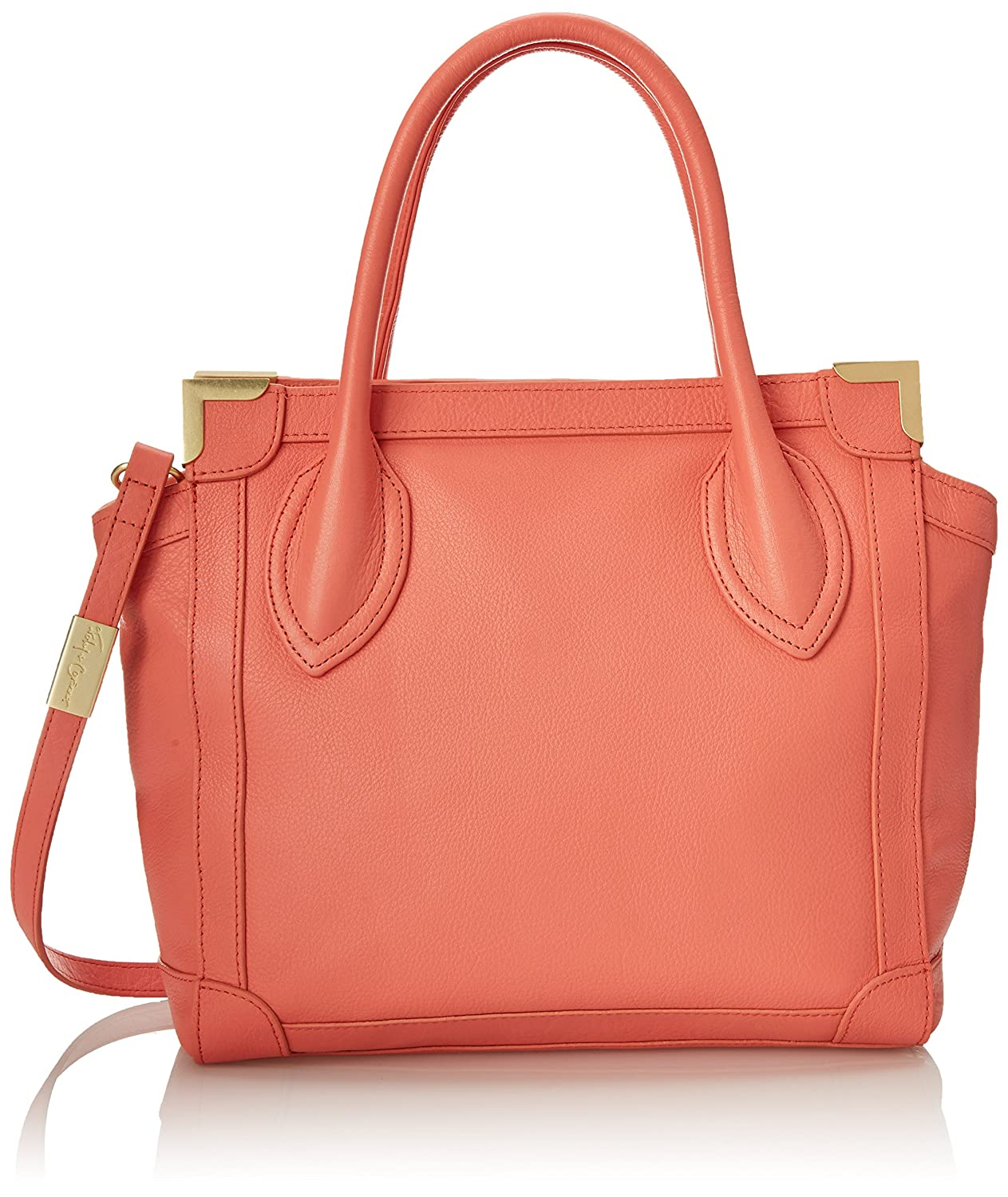 Foley + Corinna Framed Mini Shopper Top-Handle Bag