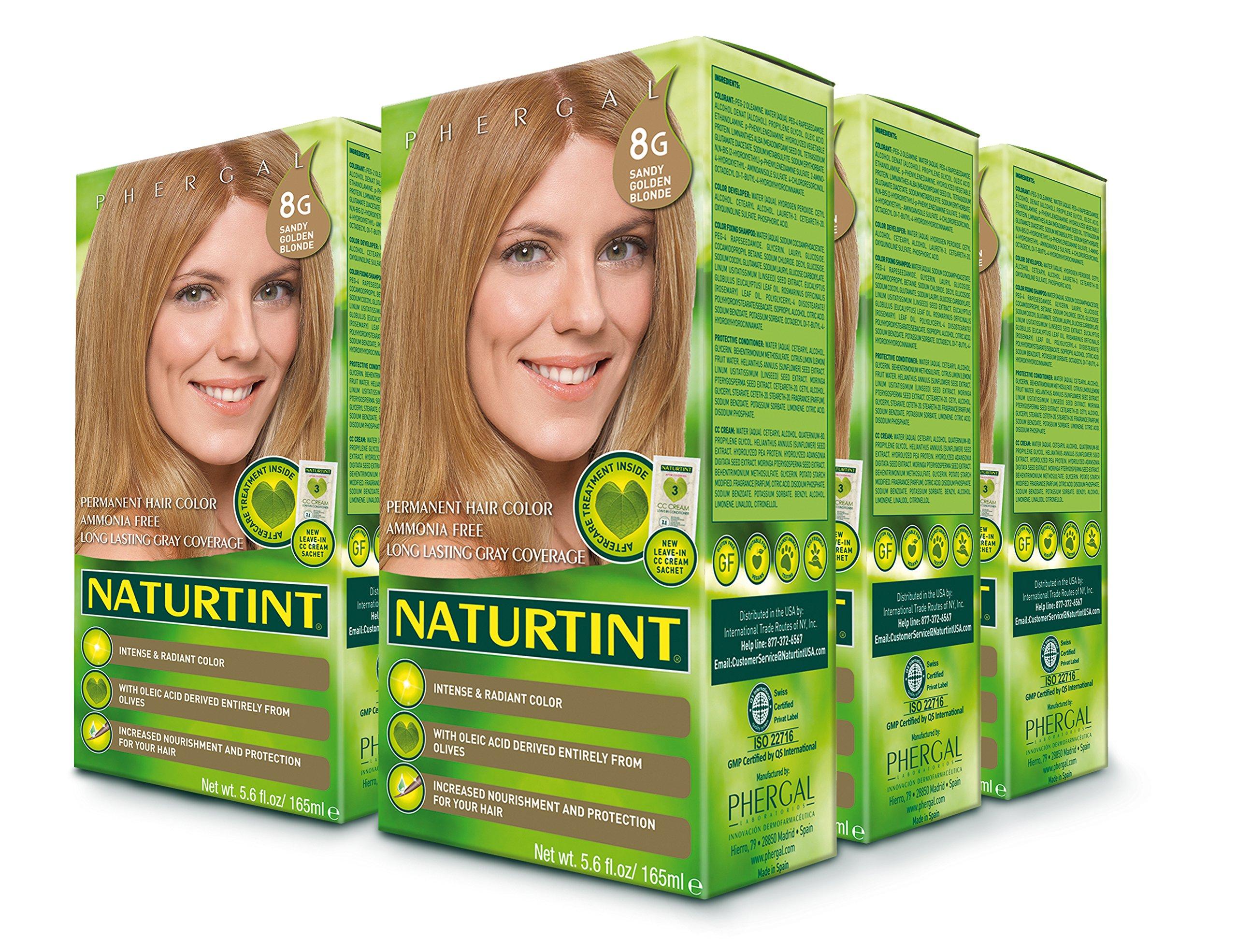 Amazon Naturtint Permanent Hair Color 10n Light Dawn Blonde
