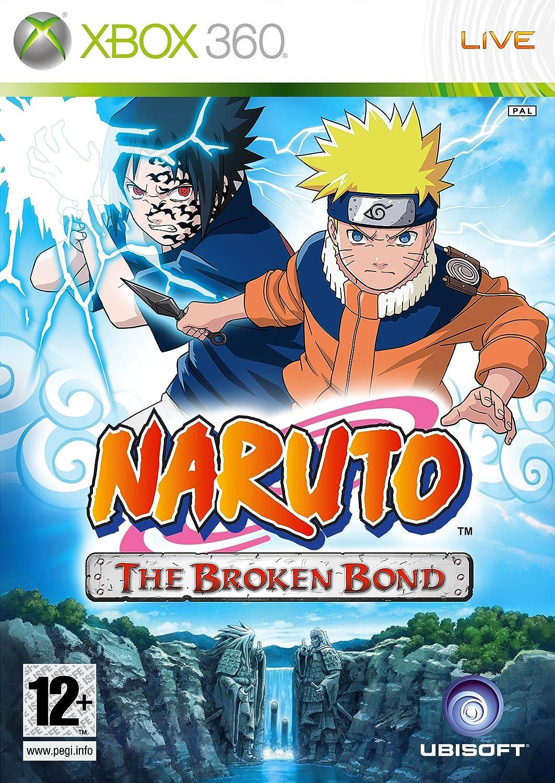 Naruto 2: Broken Bond [Xbox 360] [Producto Importado ...