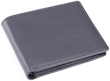 cae1a1eabfef Image Unavailable. Image not available for. Color  Royce Leather Men s RFID  Blocking Bifold Wallet ...