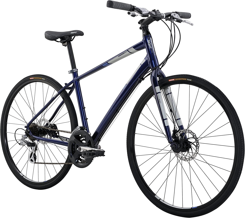 Diamondback Bicicletas Insight 2 Bicicleta híbrida completa ...