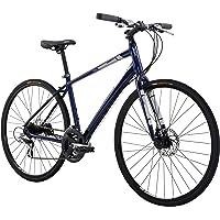"Diamondback Bicycles Insight 2 Complete Hybrid Bike, 20""/Large, Blue"