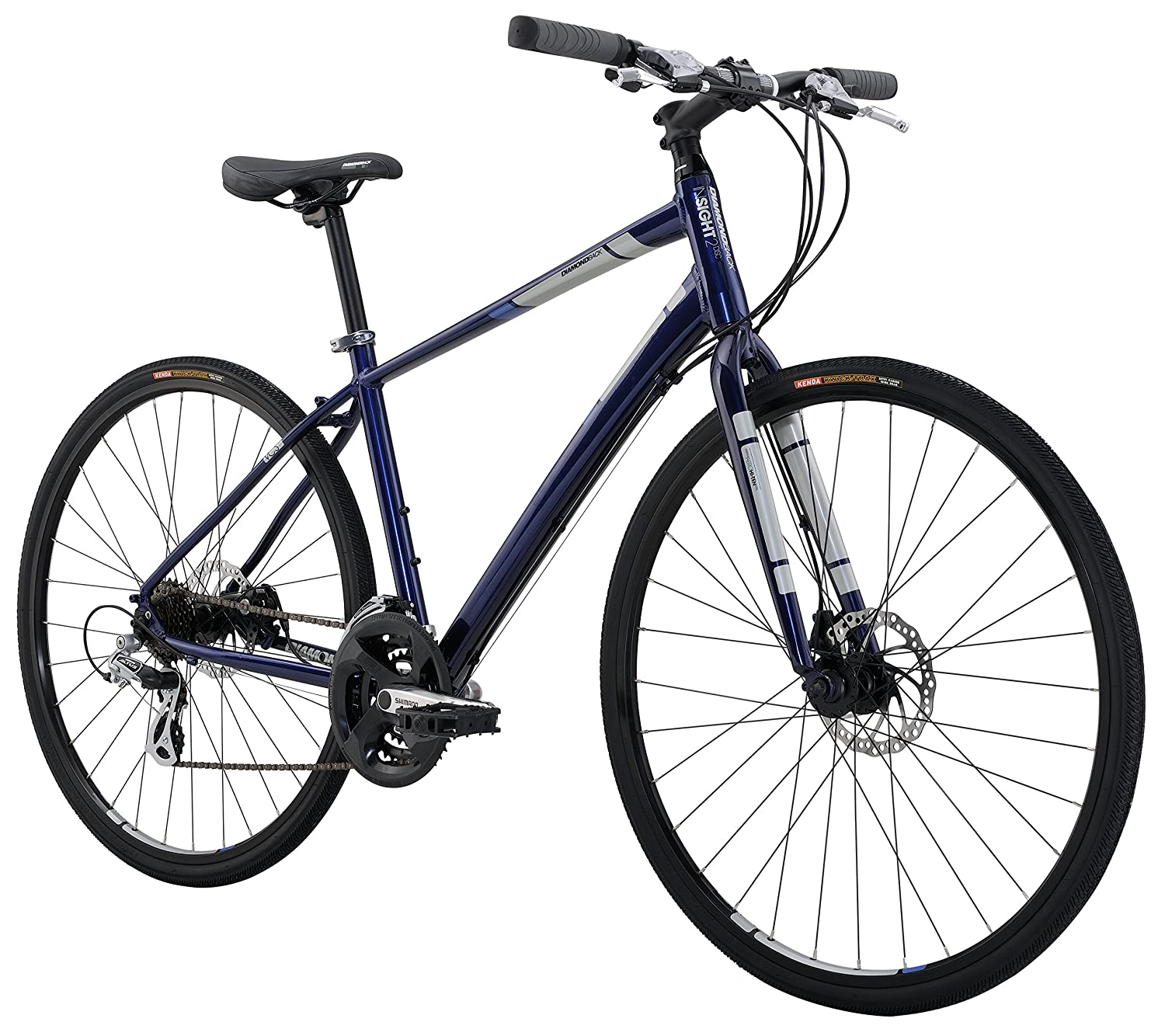 Revealed 7 Best Hybrid Bikes For Entry Level Riders 2018 Reviews Road Bike Diagram Furthermore Parts Diamondback Insight 2