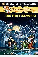 Geronimo Stilton Graphic Novels #12: The First Samurai Kindle Edition