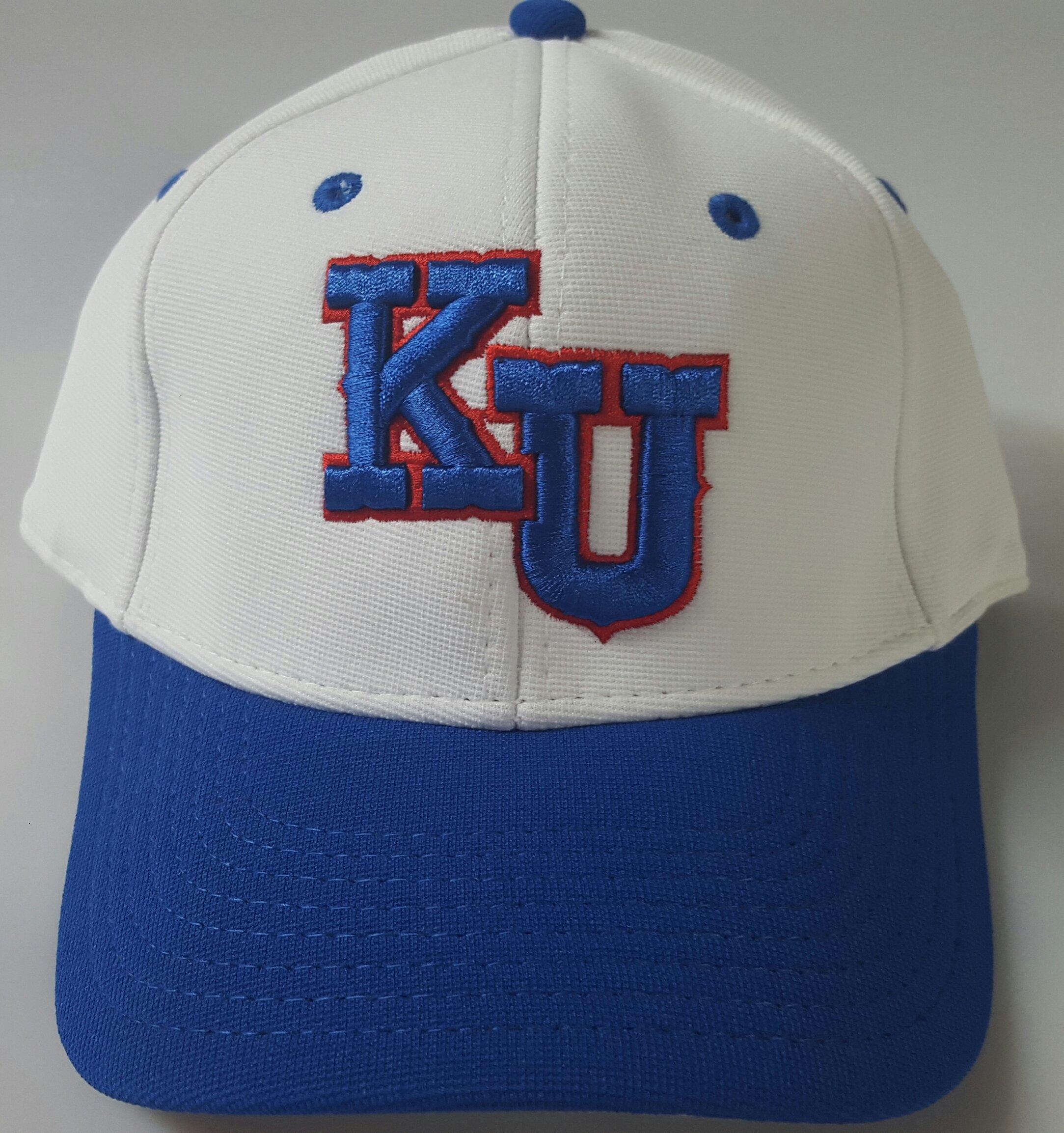 NCAA New Kansas University Jayhawks Embroidered cap