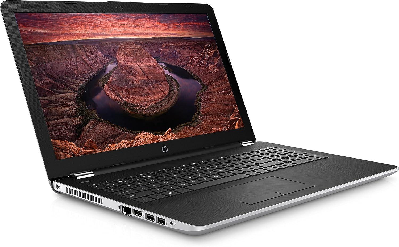 HP 15-bs105na 15.6-Inch Laptop – (Silver) (Intel Core i5-8250U 1.6 GHz, 8 GB RAM, 256 GB SDD, Windows 10 Home)