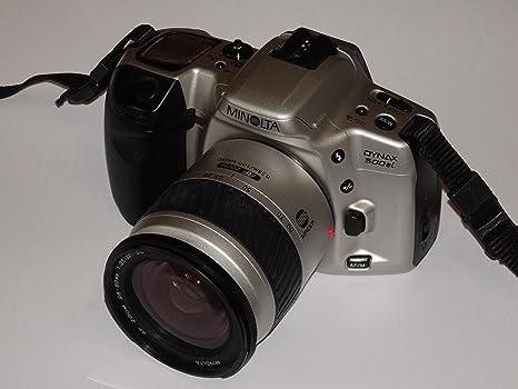 Minolta Super 500SI Dynax 135 mm cámara: Amazon.es: Electrónica