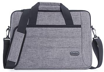 ProCase Bolsa Bandolera Maletines para Ordenador Portátil para 14 – 15.6 Pulgadas Portátil Ultrabook Macbook Chromebook Notebook Acer ASUS DELL HP ...