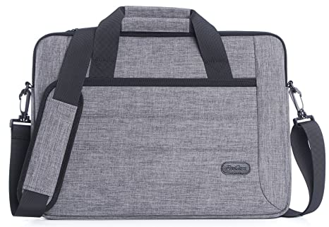 ProCase Bolsa Bandolera Maletines para Ordenador Portátil para 13-13.5 Pulgadas Portátil Ultrabook MacBook Pro