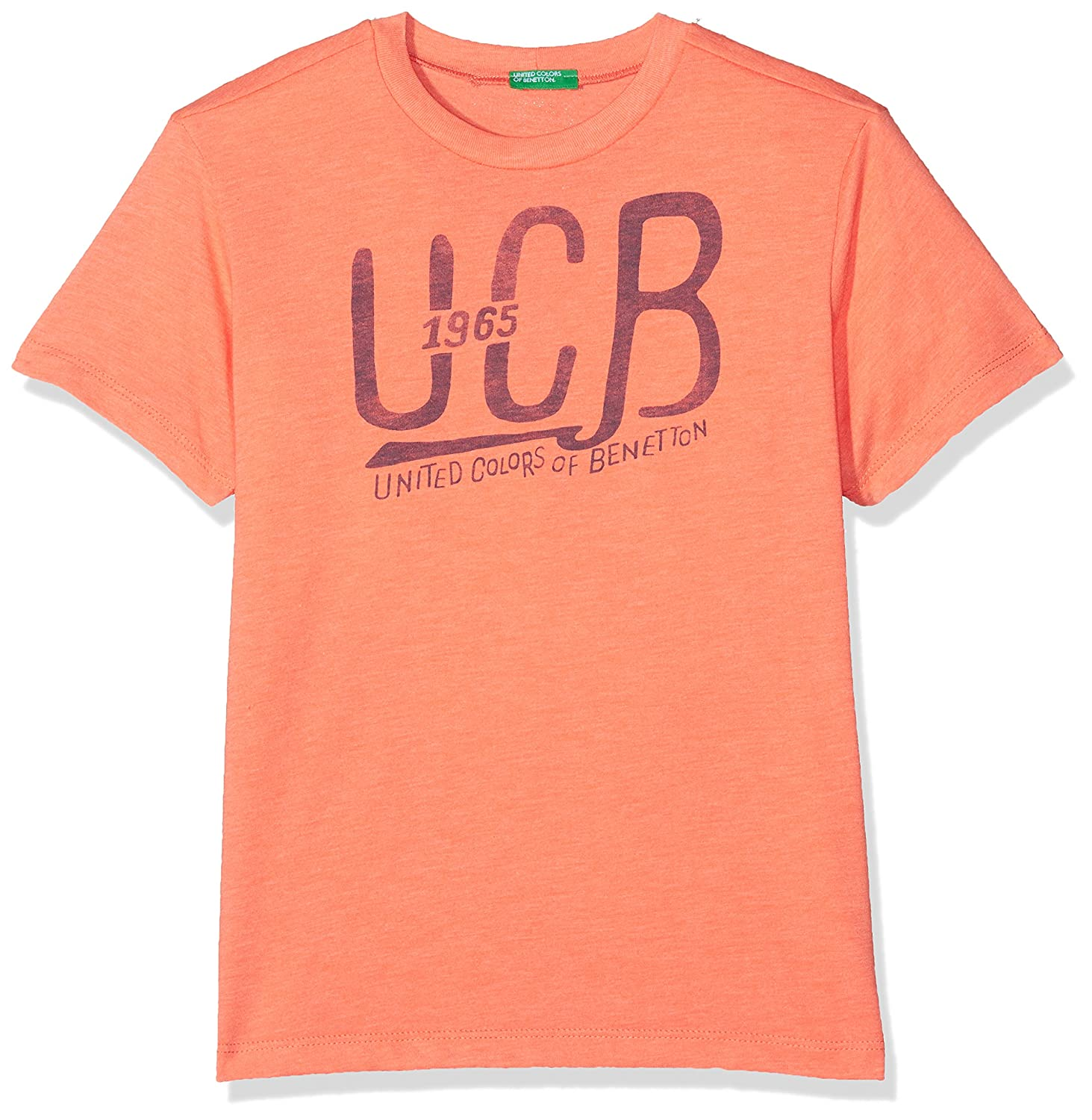 United Colors of Benetton T-Shirt Bambino 3U1LC1331