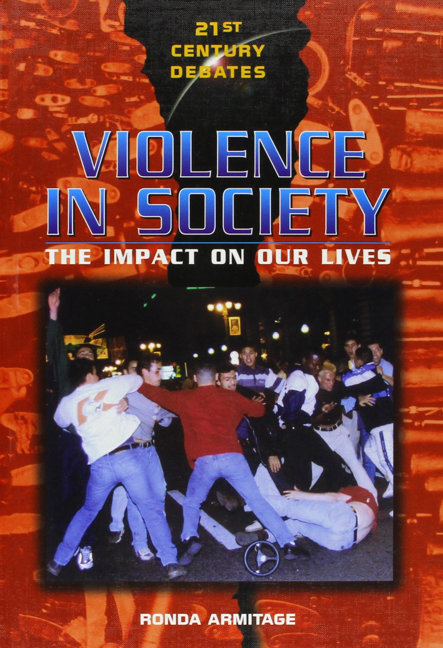 Violence in Society (21st Century Debates) PDF Text fb2 ebook