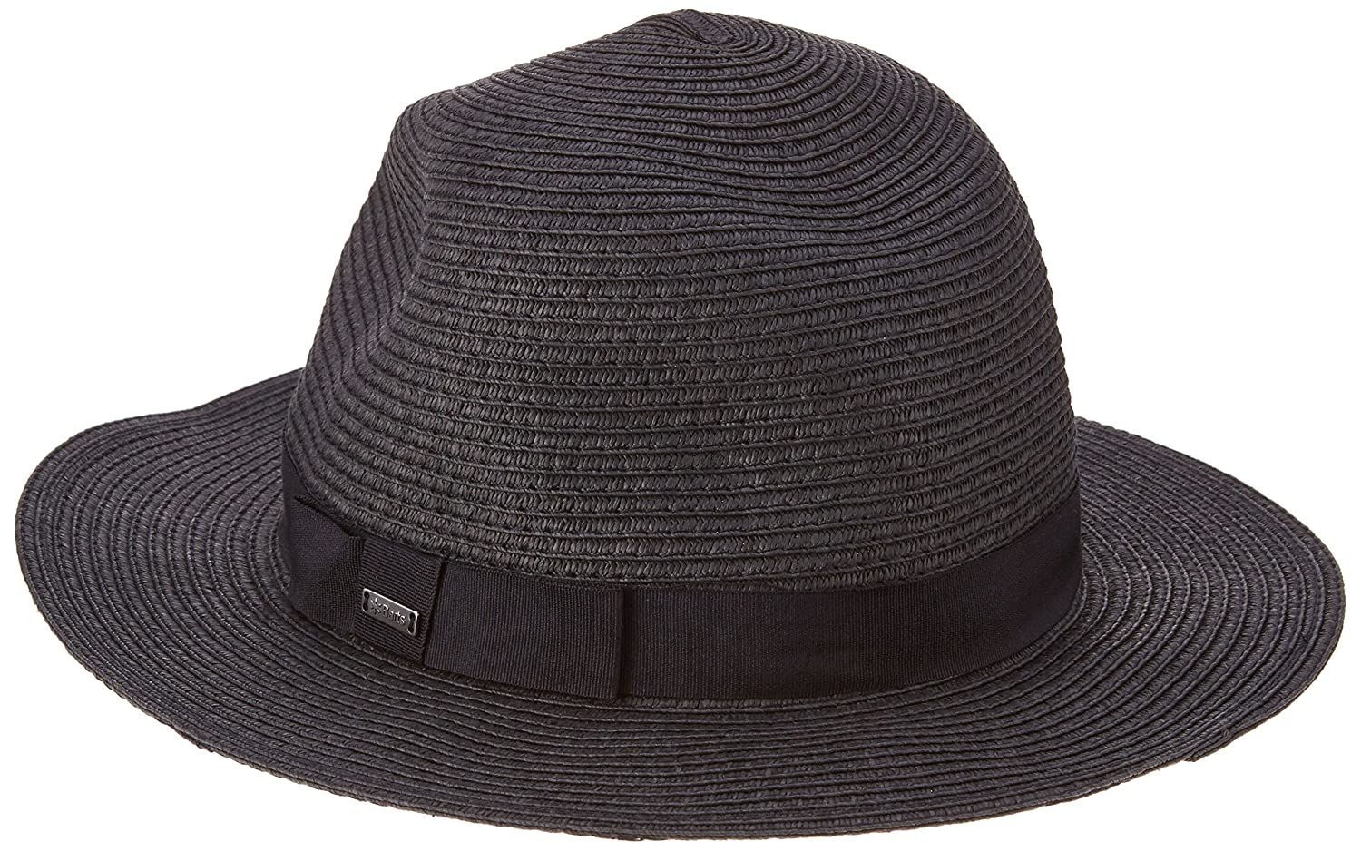 Barts Aveloz Panama Hat Black (Nero) Large 15-0000008206