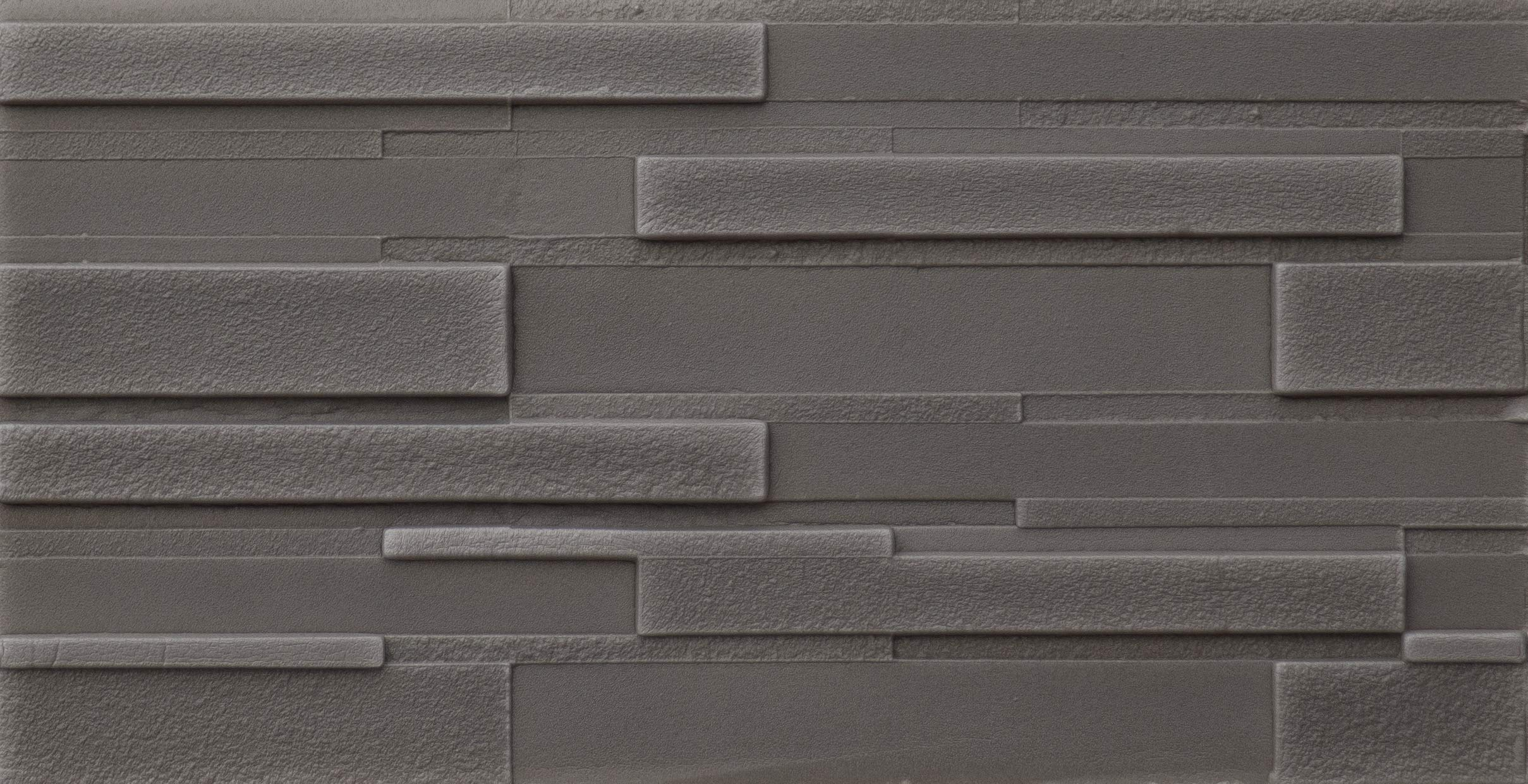 Light Grey Sandstone by ImagiWall, Peel and Stick 3D Foam Wall Tiles (4-Pack, 8 Sq Ft)