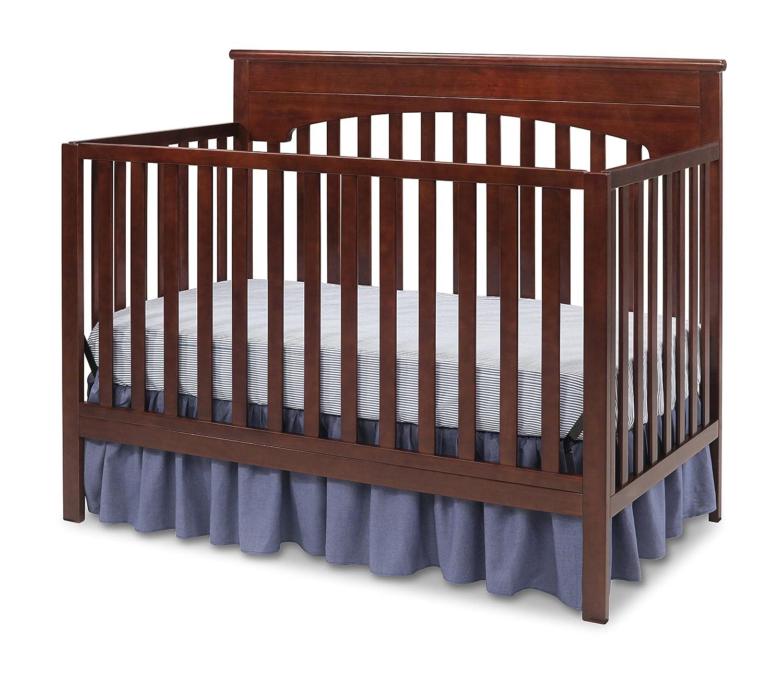 Amazon Delta Children Layla 4 in 1 Crib Chocolate Baby