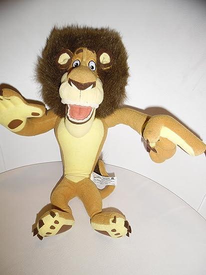 Amazon com: 2004 Dreamworks Madagascar Talking Alex the Lion