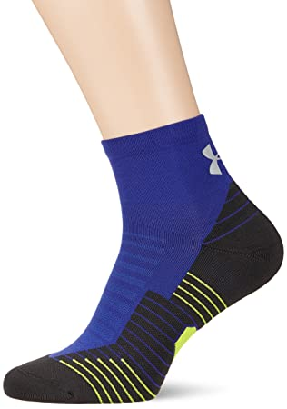 Under Armour Charged Cushion Quarter Calcetines, Hombre: Amazon.es: Deportes y aire libre
