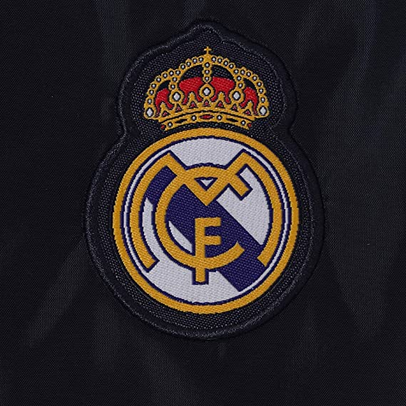 Amazon.com: Real Madrid Official Football Gift Boys Shower Jacket Windbreaker: Clothing