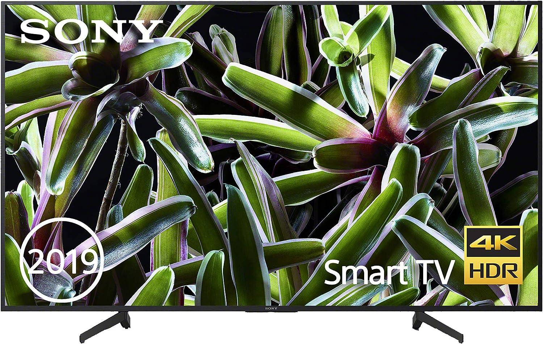 Sony Televisor 55' 4K HDR (Triluminos,X-Reality