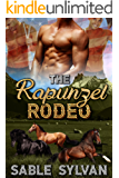 The Rapunzel Rodeo: A BBW Horse Shifter Cowboy Paranormal Reverse Harem Romance (Fated Mate Speed Date Book 2) (English Edition)