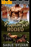The Rapunzel Rodeo: A BBW Horse Shifter Cowboy Paranormal Reverse Harem Romance (Fated Mate Speed Date Book 2)