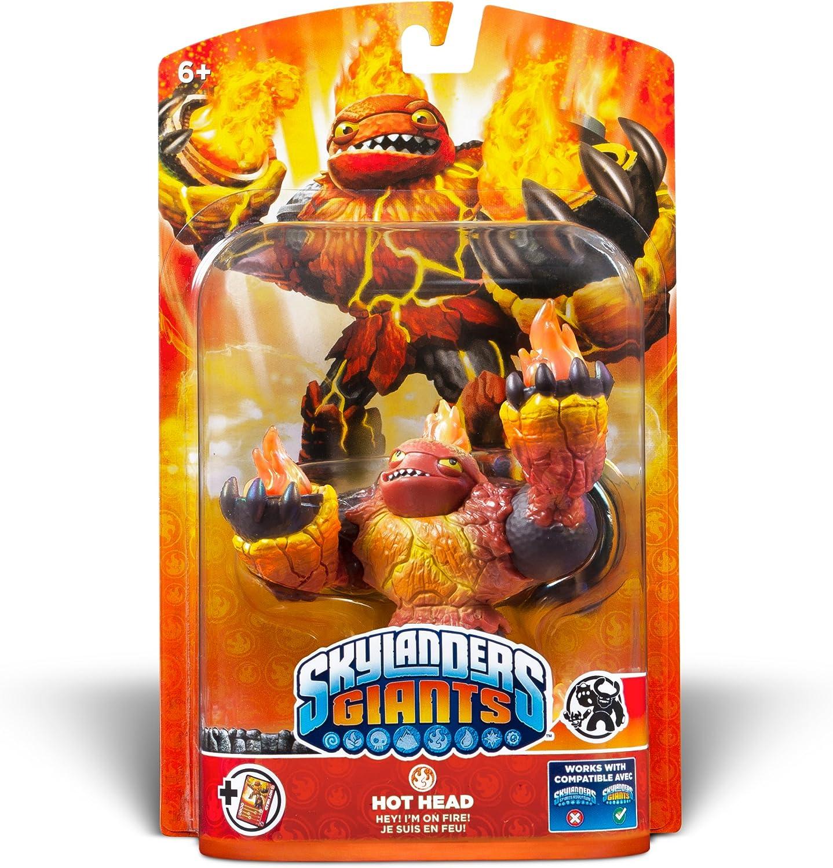 ACTIVISION Skylanders Giants Individual Character Pack - Hot Head by: Amazon.es: Juguetes y juegos