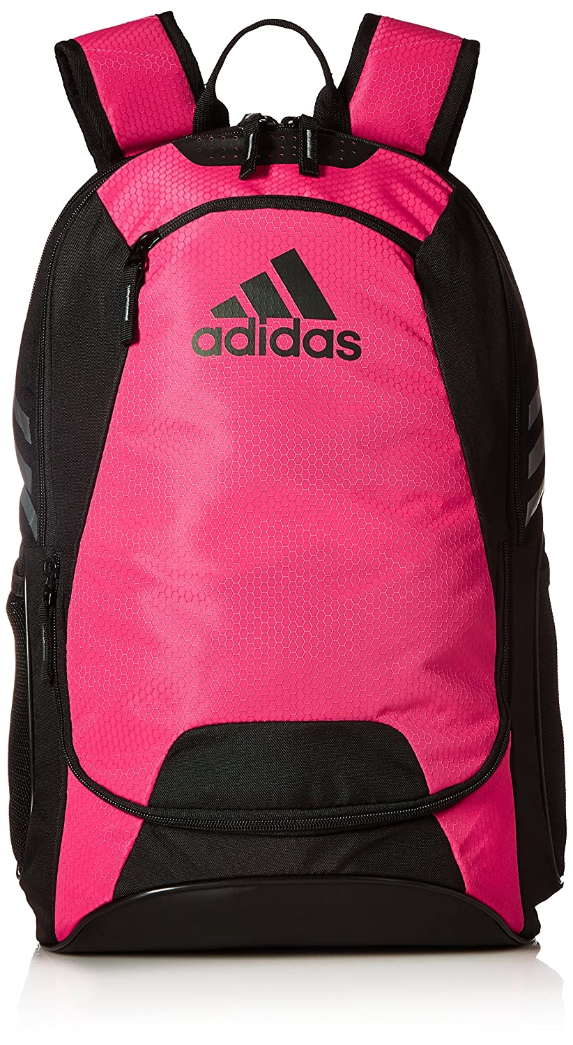Adidas Stadium IIバックパック B073JS11S6 One Size|Shock Pink Shock Pink One Size