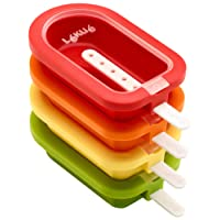 Lekue 4 Unit Stackable Ice Lollipop Mold