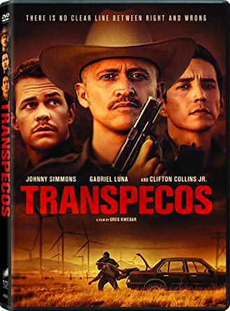 Transpecos 2016 1080p BRRip x264 AAC - Hon3y