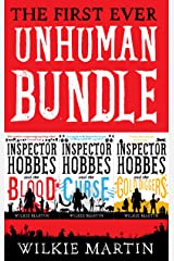 First Ever Unhuman Bundle: (unhuman I, II and III) Humorous British Detective Cozy Mystery Fantasies Kindle Edition