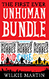 First Ever Unhuman Bundle: (unhuman I, II and III) Humorous British Detective Cozy Mystery Fantasies