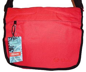 MP International BV S-Pole Women s Cross-Body Bag red RED 28x24x10 ... 78ee9869801f1