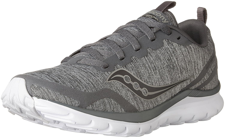 Saucony Women's Liteform Feel Running Shoe B07211TW3N 9 B(M) US|Grey