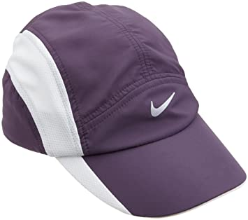 Nike Dri-Fit de la Mujer Gorra de Golf, Mujer Hombre, Dark Raisin/White/White: Amazon.es: Deportes y aire libre