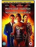 Professor Marston and the Wonder Women [DVD] [2018]