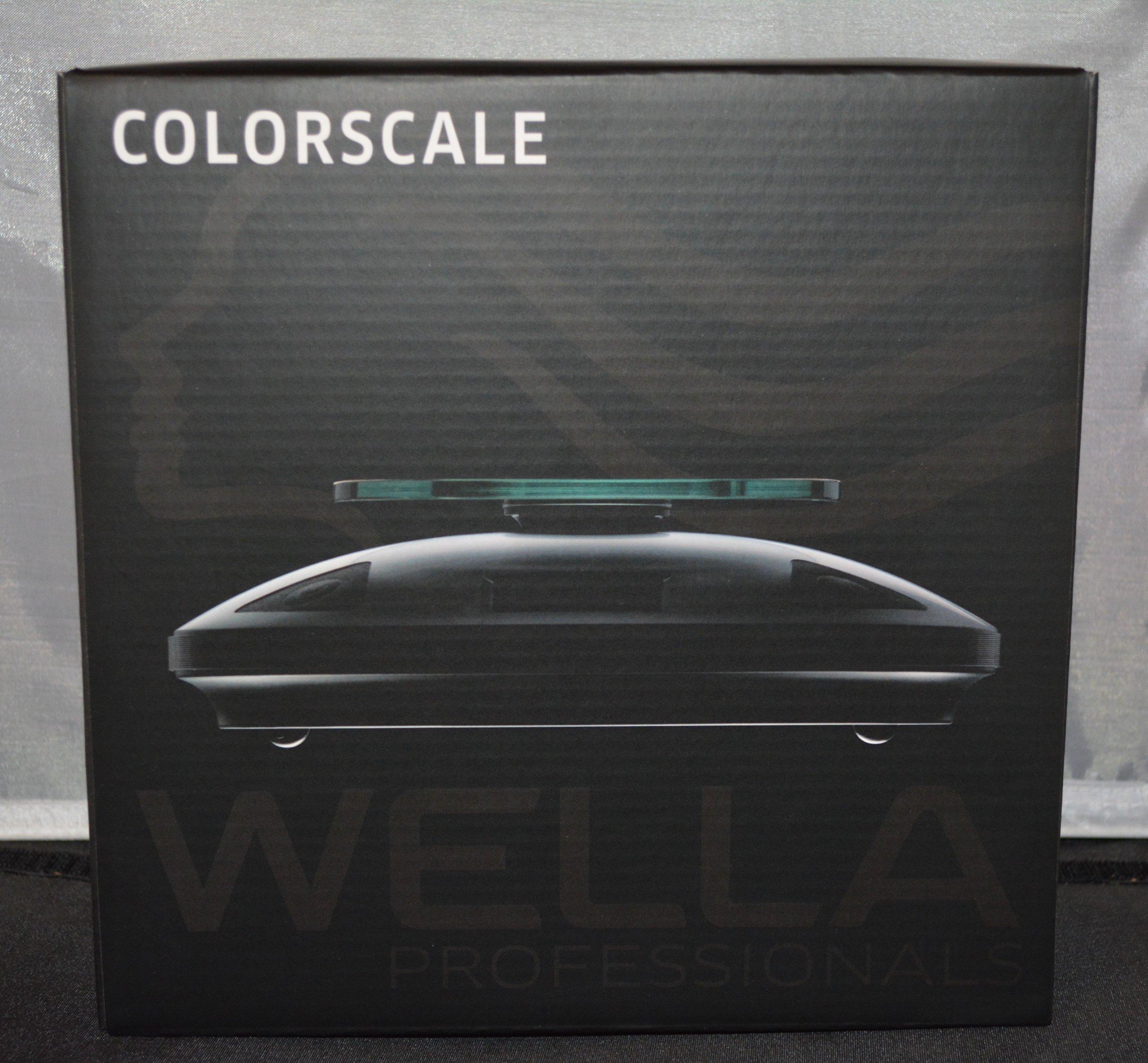 Wella Color Scale 1182 ColorScale for Professionals