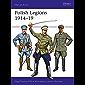 Polish Legions 1914–19 (Men-at-Arms)
