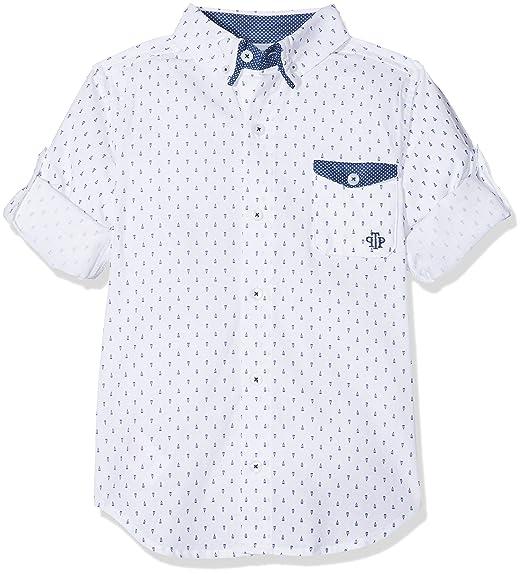 4c04abc92c Tutto Piccolo Baby Boys  Shirt  Amazon.co.uk  Clothing