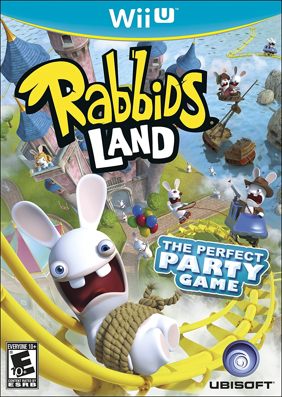 Ubisoft Rabbids Land, Nintendo Wii U - Juego (Nintendo Wii U, Wii ...