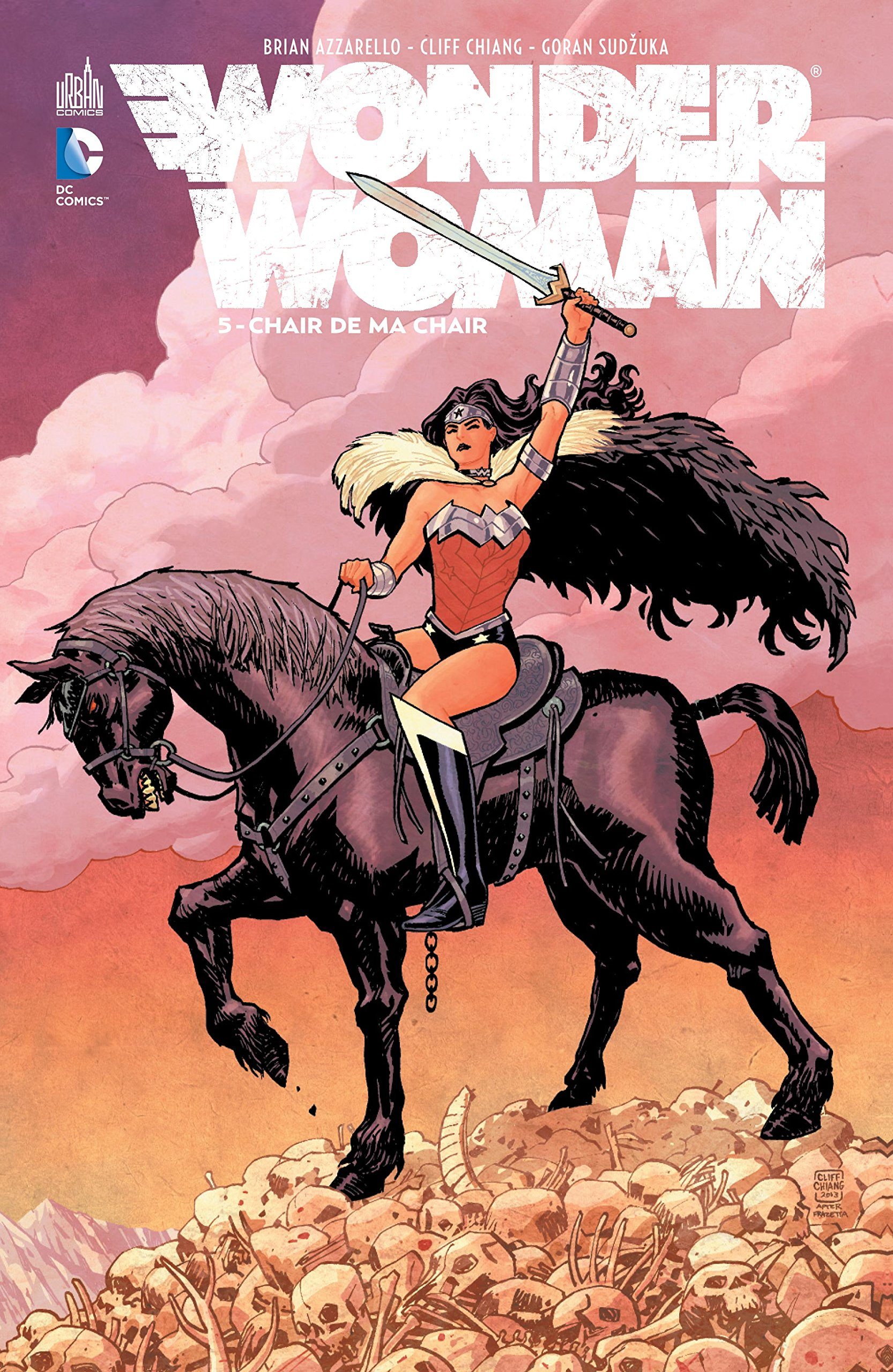 Wonder Woman Tome 5 Album – 22 mai 2015 Azzarello Brian Chiang Cliff Urban Comics 2365776477