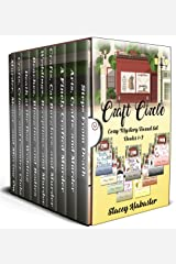 Craft Circle Cozy Mystery Boxed Set: Books 1 - 9 Kindle Edition